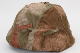 "Wehrmacht ""tan & water"" helmet cover"