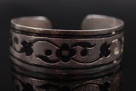 Silver bangle // Russia (USSR)