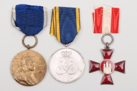 Imperial Germany - lot of badges