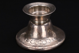 1936 Olympic Games Berlin silver candle holder - 925