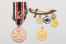 Imperial Germany - Turkey - Lot of medals