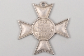 Russia - Cross for the storming of Bazargik 1810