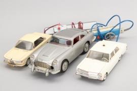 Gama - Trix - Konvolut Fahrzeuge