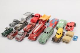 Konvolut Spielzeugautos