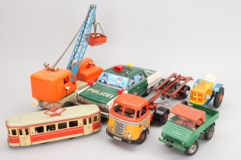 Konvolut Fahrzeuge