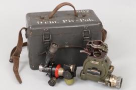 """Switzerland - """"9 cm. Piv-Pak."""" anti-tank gun target device in case"""