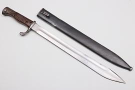 """WWI bayonet 98/05 """"Frister"""" - W 17"""