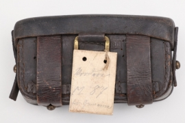 Imperial Germany - M1887 ammunition pouch