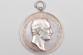 Saxony - Friedrich August shooting medal
