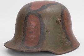 "Imperial Germany - M16 ""mimikry"" camo helmet"