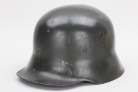 Third Reich M34 political helmet