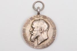 "Bavaria - König Ludwig III. ""Bürgermeister"" medal - Wachelkofen"