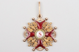 Russia - Order of Saint Stanislaus 2nd Class