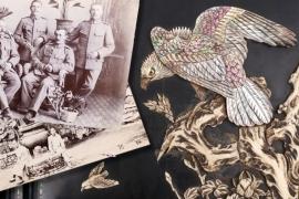 "Kaiserliche Marine ""Tsingtau"" China photo album"