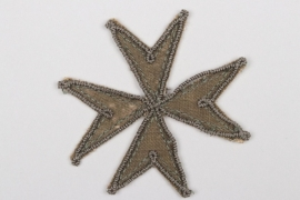WWI Order of St. John - cloth type