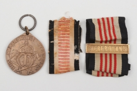 Imperial Germany - South-West Africa Campaign Medal + clasp