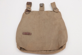 Imperial Germany - fieldgrey bread bag - from 1914