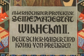 """Imposanter Bildband """"Deutsche Gedenkhalle"""""""