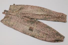 Waffen-SS M44 pea-dot camo trousers