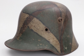 "Imperial Germany - M16 ""mimikry"" camo helmet shell - ET66"