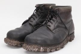 Wehrmacht Gebirgsjäger mountain boots