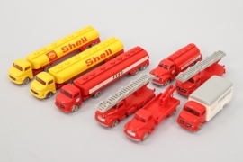 Lego - Konvolut Fahrzeuge