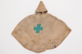 Imperial Germany - spike helmet camo cover Landsturm-Infanterie-Regiment