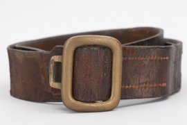 Imperial Germany - cavalry field belt - EM