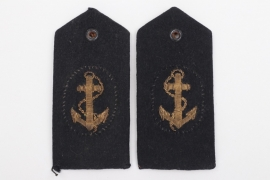 Imperial Germany - Kaiserliche Marine shoulder boards