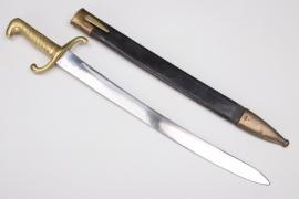 Prussia - M1864 fascine knife