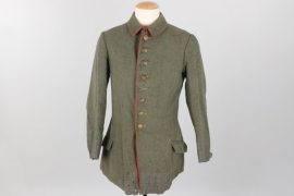 Prussia - simplified M15 field tunic - K.B.A.G.1915