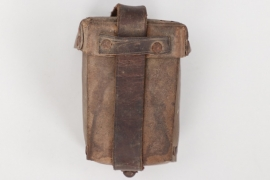 Imperial Germany - pouch for gas protection glasses