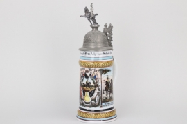 Ulanen-Regiment Nr. 15 reservist's mug