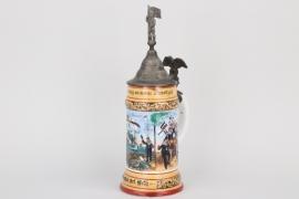 IV. Matrosenartillerie-Abt. Cuxhaven reservist's mug