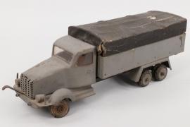 Wehrmacht toy truck