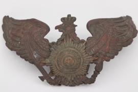 "Prussia - M1915 ""Garde"" spike helmet eagle badge - EM/NCO"
