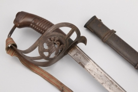 Hesse - Cavalry sword KD 89 - Leib.Drag.Rgt.24