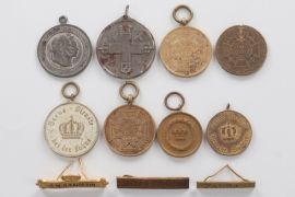 Imperial Germany - lot of medals & clasps