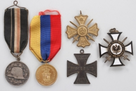 Prussia - lot of medals & badges