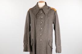 Bavaria - M1915 Fußartillerie coat - EM
