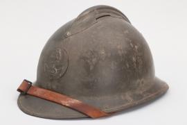 France - M1926 adrian helmet for naval troops