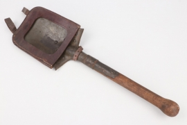 Imperial Germany - field shovel with holster