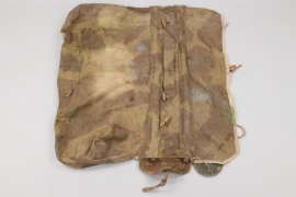 Great Britain WWII camouflaged tent bag