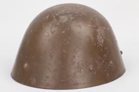 Czechoslovakia - M34 steel helmet