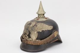 Baden - M1886 Pionier spike helmet - EM/NCO
