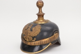 Prussia - M1895 artillery officer's spike helmet