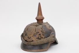 Bavaria - M1886 Chevaulegers spike helmet  EM/NCO