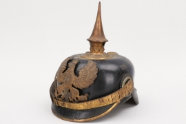 "Prussia - M1886 officer's spike helmet with ""old"" Grenadier eagle"