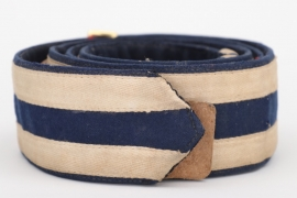 Prussia - EM service belt Ulan-Rgt. 9 and 13