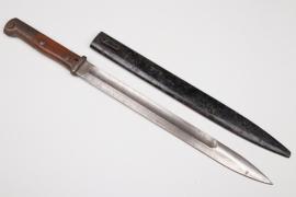 Imperial Germany - bayonet SG14I - Samsonwerke